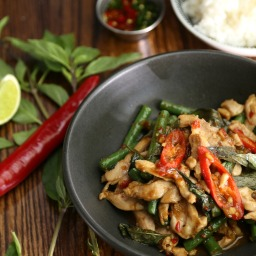 Three of Thailand's most famous spices
